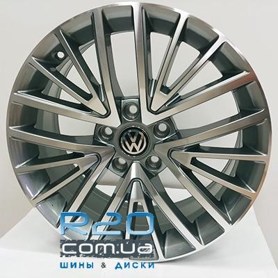 Диски Replica Volkswagen (CT1112) в Днепре