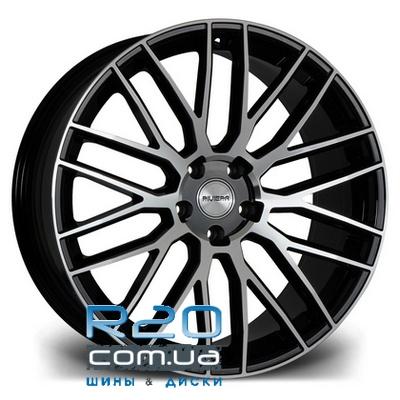 Riviera RV126 10x22 5x120 ET35 DIA74,1 (gloss black polished) в Днепре