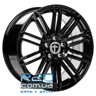 Tomason TN18 9x20 5x120 ET40 DIA65,1 (gloss black) в Днепре