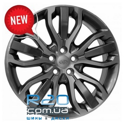 WSP Italy Land Rover (W2358) Tritone 8x20 5x108 ET45 DIA63,4 (anthracite polished) в Днепре