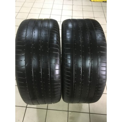 Шины Pirelli PZero 275/40 ZR19 101Y Run Flat Б/У 4 мм