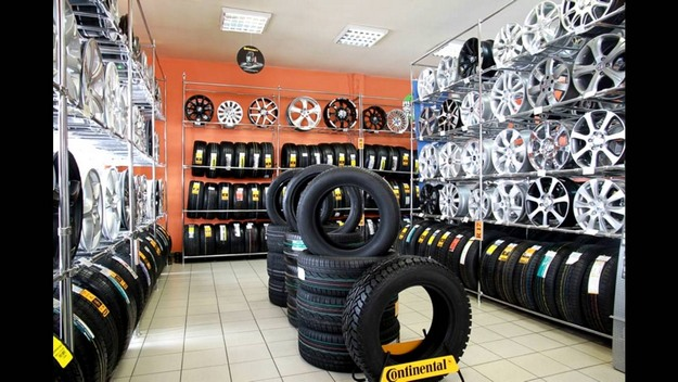 где купить шины терновка недорого