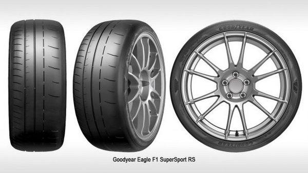шины Гудиер Игл Ф1 Суперспорт РС отзывы обзоры
